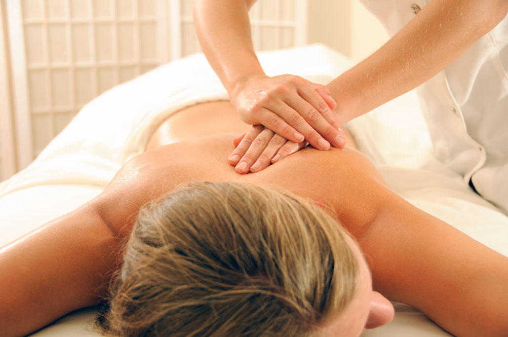 Massage Therapy at VIVA Wellness