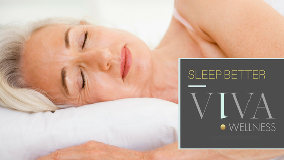 Sleep Better with Natural Hormone Therapy VIVA Wellness Milwaukee WI